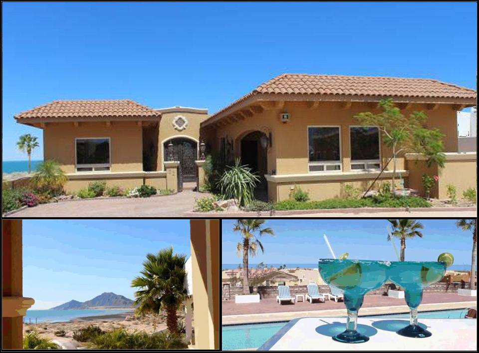 Baja Beachfront Homes For Sale