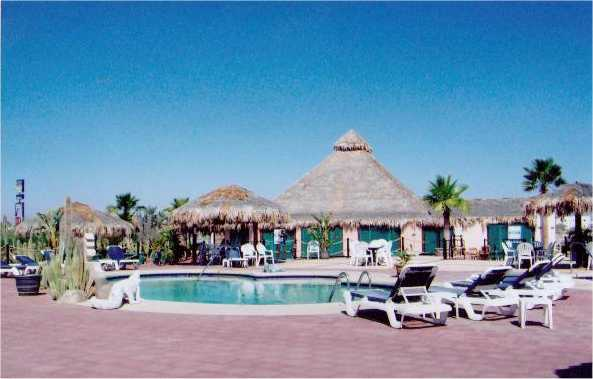 Playa De Oro - Pool Area